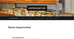 Preview of loppehuset.dk